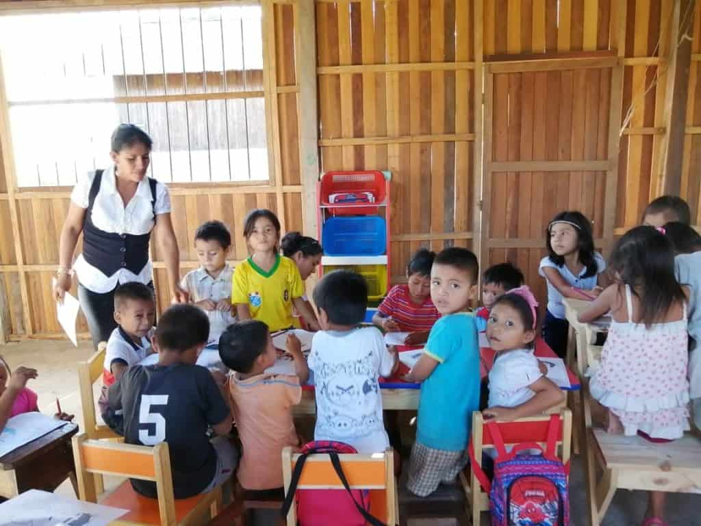 Providing food for our Peru children is our greatest need