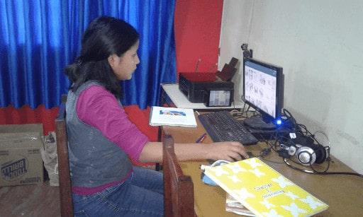 Technology brings education