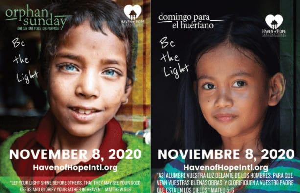 Orphan Sunday 2020