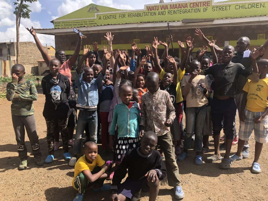 Watu Wa Maana Children Centre